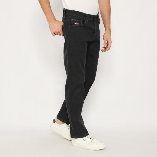 Foto Produk Papperdine 0905 Dark Grey Straight Fit Celana Panjang Jeans Pria - 34 dari Papperdine Jeans