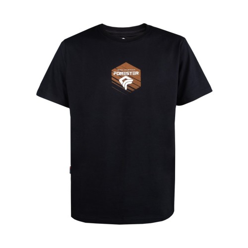 Foto Produk Forester TSF 02520 Kaus Layers - Hitam, L dari Forester Adventure Store