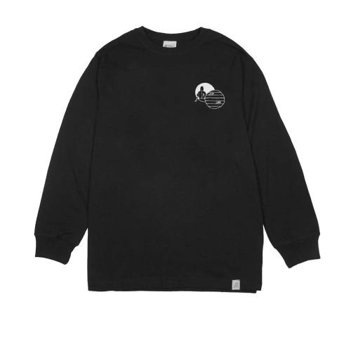 Foto Produk Reclays Tshirt Lessloop Lsv Black - M dari Reclays Official Shop