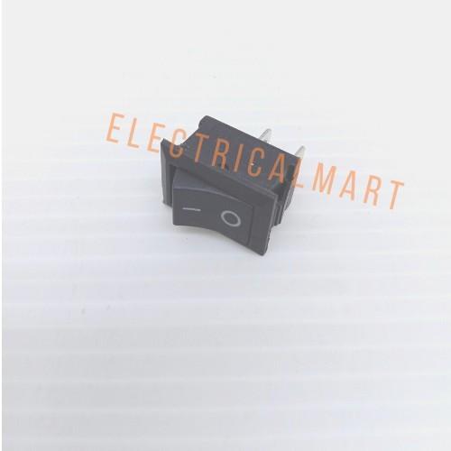 Foto Produk Saklar Switch ON OFF KOTAK Kecil 2 PIN MINI / Rocker Switch 2 Kaki dari ElectricalMART ID