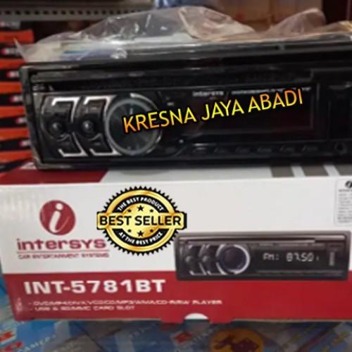 Foto Produk SINGLEDIN DVD BLUETOOTH INTERSYS dari KRESNA CAR ACCESORIES