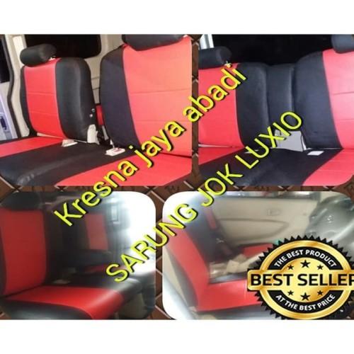 Foto Produk BIG PROMO SARUNG JOK GRAND MAX/ LUXIO dari KRESNA CAR ACCESORIES