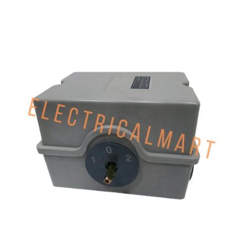 Foto Produk MASKO Handle Camstater GZ-63A Ohm saklar (I 0 II) On-Off-On dari ElectricalMART ID