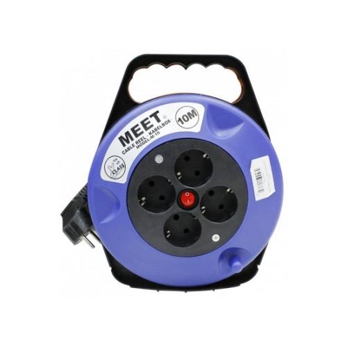Foto Produk MEET Kabel roll 10M + Saklar dari ElectricalMART ID