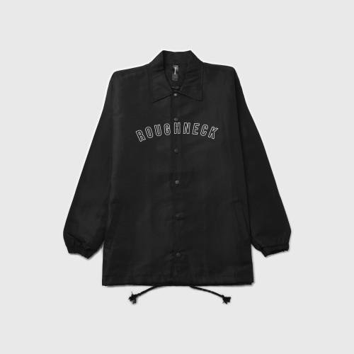 Foto Produk Roughneck CJ160 Black Shankly Coach Jacket - l, black dari ROUGHNECK 1991 Official