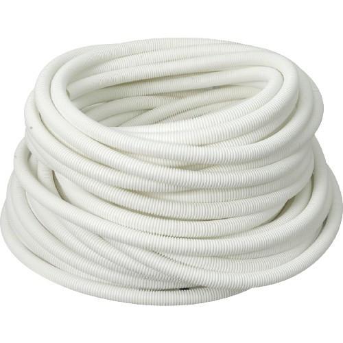Foto Produk [METERAN] FLEXIBEL Conduit Listrik 20mm/ Selang Pipa Listrik Putih PVC dari ElectricalMART ID