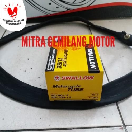Foto Produk BAN DALAM SWALLOW 50/90-14 50/100-14 dari MITRA GEMILANG MOTOR