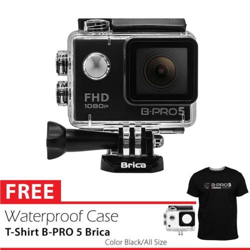 Foto Produk Brica B-Pro 5 Alpha Edition (AE Basic) + T-shirt - Hitam dari Berrisom Official Store