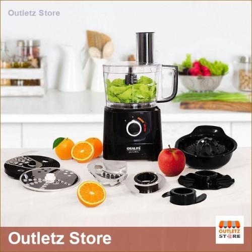 Foto Produk IL-222 Penggiling Pemulat Listrik Electric Food Processor IDEALIFE dari Outletz Store