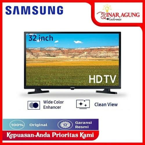 Foto Produk SAMSUNG LED TV 32 INCH DVB-T2 32T4001 [USB MOVIE] - RESMI dari sinar agung electronic