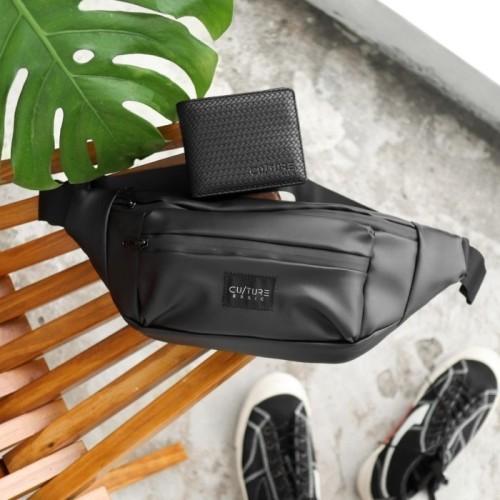 Foto Produk (PAKET BUNDLING) Yoota Waistbag + Venom Dompet | CULTURE BASIC dari Octa Albert Store