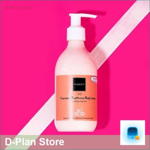 Foto Produk Jolly 300 ml Ori BPOM Fragrance Whitening Brightening Body Lotion SCAR dari D-Plan Store