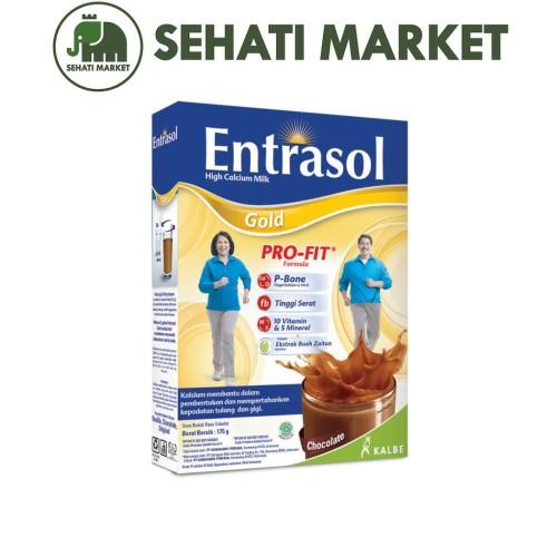 Foto Produk ENTRASOL GOLD COKLAT 175gr dari SEHATI MARKET