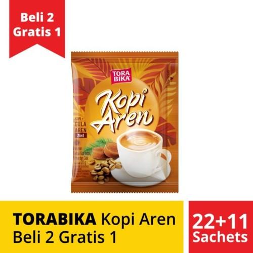 Foto Produk Torabika Kopi Aren Beli 2 Gratis 1 dari Mayora Official Store