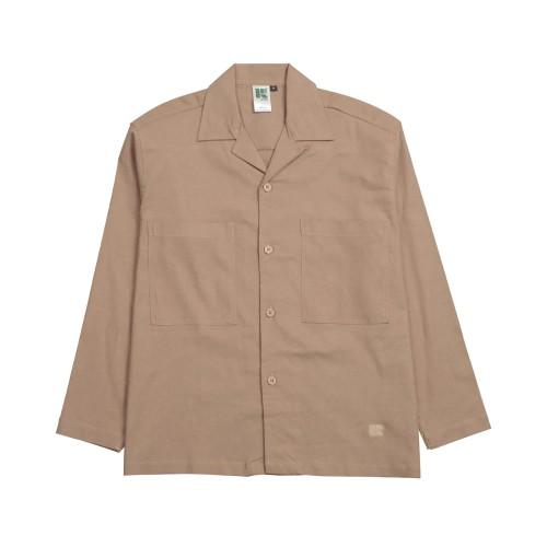 Foto Produk Russ Shirt Ls Valour Cream - l dari Russ & Co.