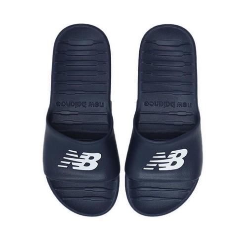 Foto Produk New Balance Suf 100 Men's Sandal - Navy - Navy, US 8 dari Sports Station Official Store