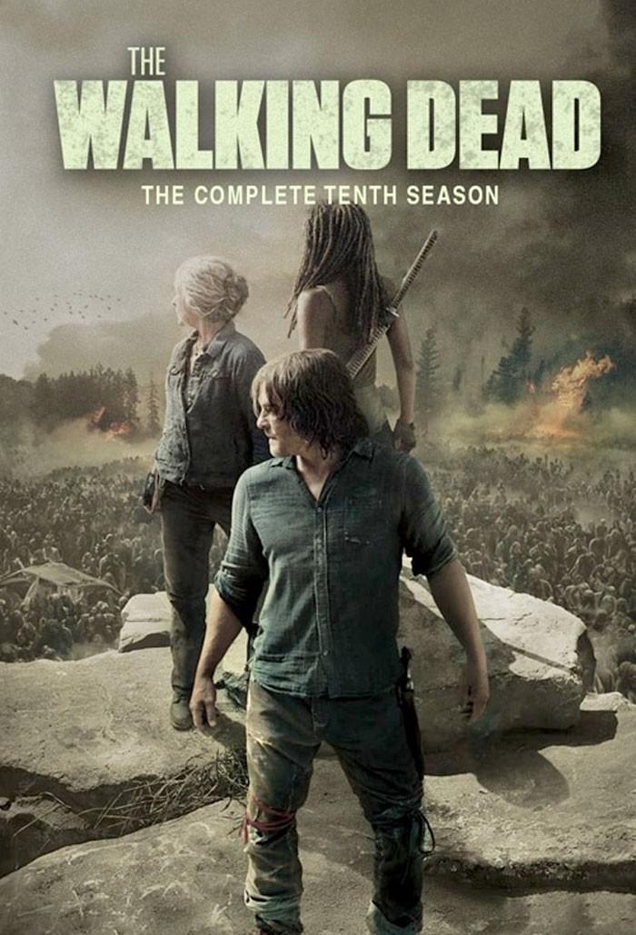 Jual Seri The Walking Dead - Season 10 - Jakarta Selatan - Medical Disc Collector | Tokopedia
