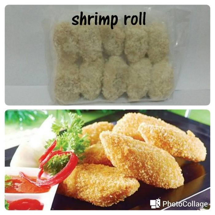 Jual Shrimp Roll Udang Gulung Olahan Udang Telor Homemade Isi 10pcs Kota Bekasi Mulsanne Store Tokopedia