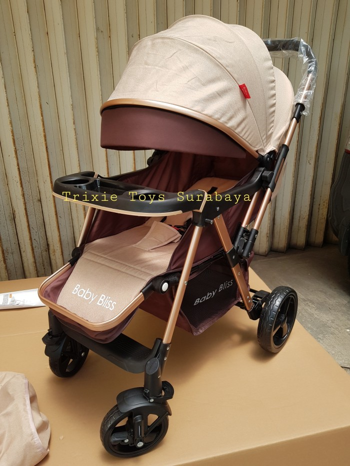 18++ Review stroller baby bliss information