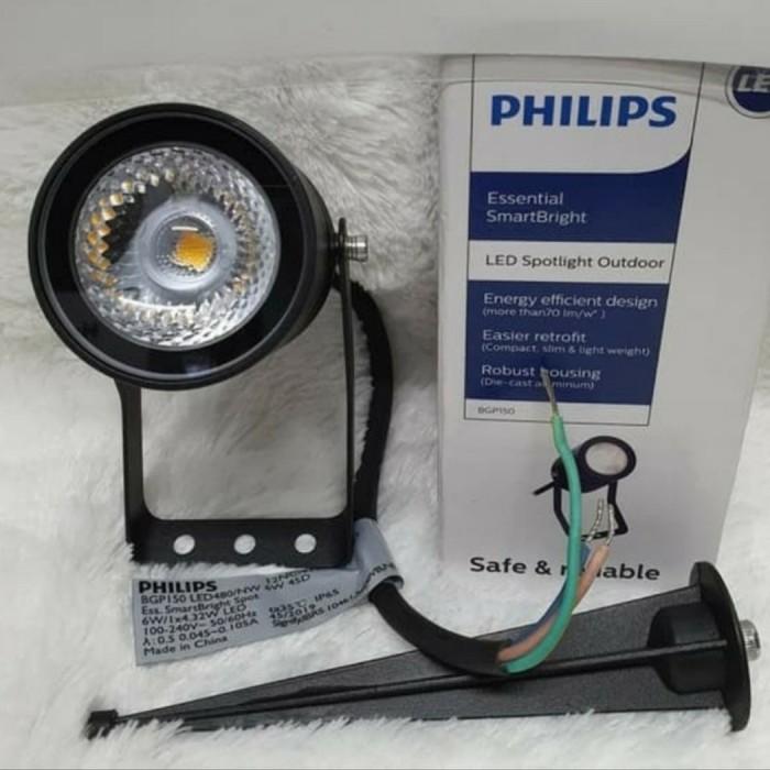 Jual Lampu Taman Led Philips 3w 3 Watt Outdoor Garden Lamp Spot Light Sorot Jakarta Barat Indo Led Lighting Tokopedia