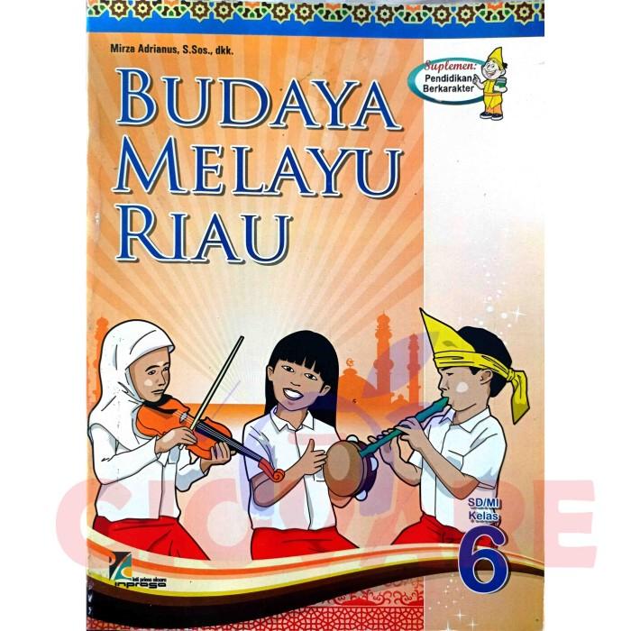Jual Buku Bmr Budaya Melayu Riau Sd Sekolah Dasar Kelas 6 Kota Dumai Giovare Shop Tokopedia