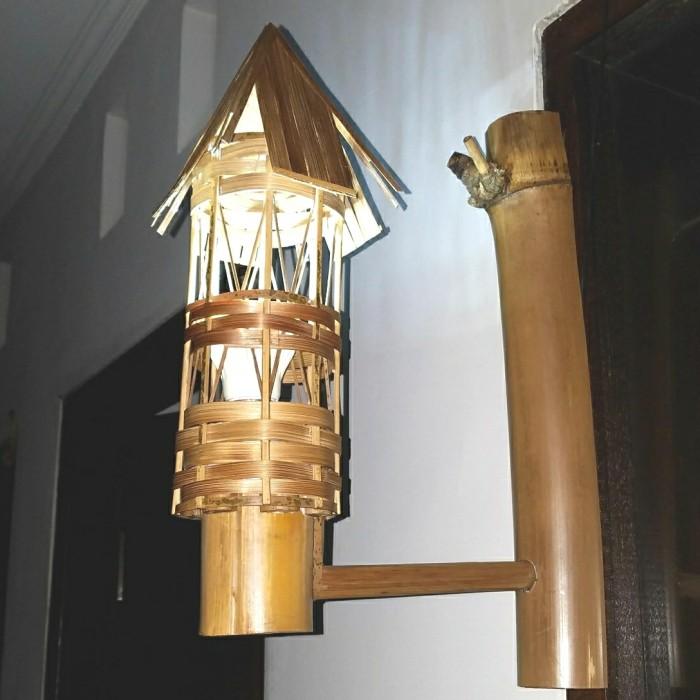 Jual Lampu Hias Gantung Bambu Orange E10 Kab Badung Adjus Creative Production Tokopedia