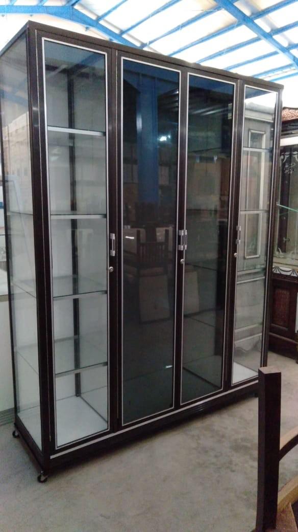 Jual Lemari Pakaian Aluminium 4 Pintu Kab Bandung Barat Shanbaomj Tokopedia