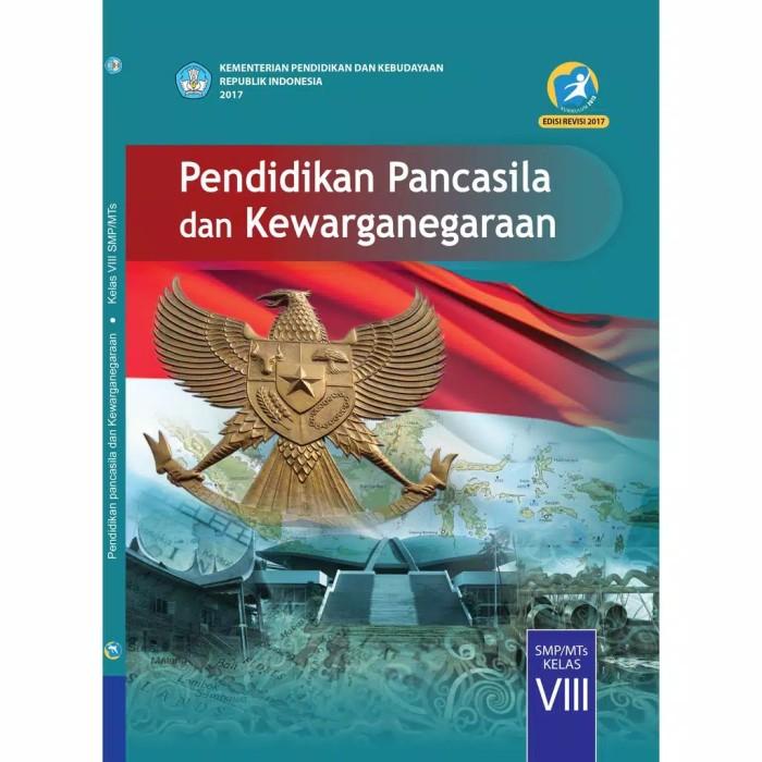 Jual Buku Paket Pkn Kelas 8 Smp Diknas Jakarta Pusat Rudibooks Tokopedia