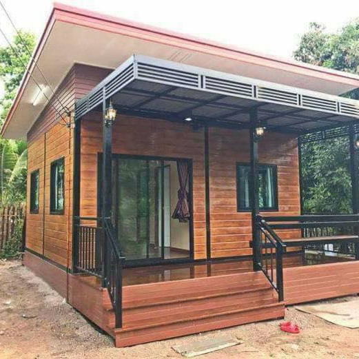 Biaya Jasa Bangun Rumah Joglo & Kayu Modern di Semarang, Jawa Tengah Bergaransi