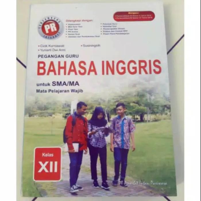 Jual Buku Kunci Jawaban Pr Bahasa Inggris Kelas 12 Kota Surabaya Toko Buku Surabay Tokopedia