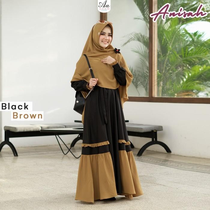 Jual Gamis Anisah Dress Aden Hijab Kab Bekasi Nauracollectionhijab Tokopedia