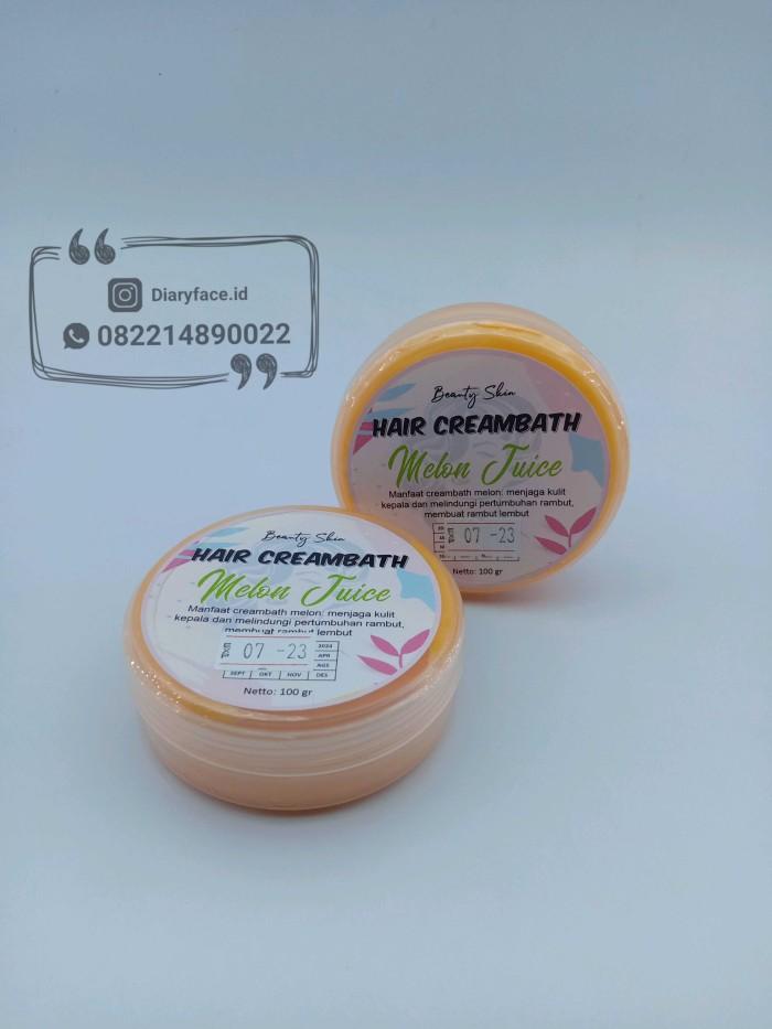 Jual Hair Creambath By Beauty Skin Varian Melon Juice Kota Cirebon Diaryfaceid Tokopedia
