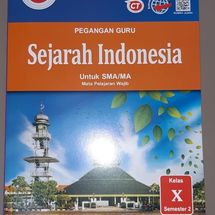 Jual Buku Kunci Jawaban Pr Sejarah Indonesia Kelas 10 Semester 2 Kota Surabaya Toko Buku Gudang Ilmu Tokopedia