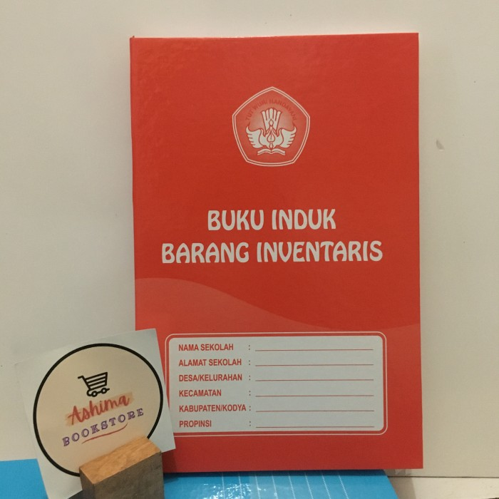Jual Buku Induk Barang Inventaris Administrasi Sekolah Terbaru Jakarta Timur Ashima S Co Tokopedia