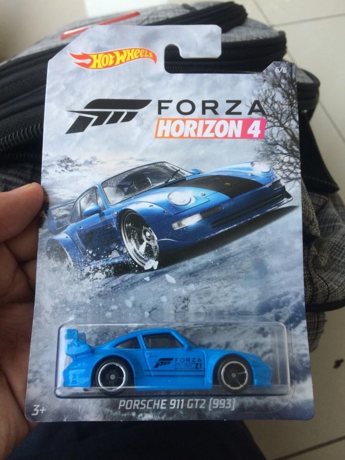 Forza Gift Porsche Car
