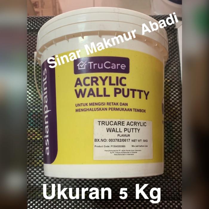 Jual Asian Paint Trucare Acrylic Wall Putty Dempul Tembok Highquality Kota Tangerang Tb Sinar Makmur Abadi Tokopedia