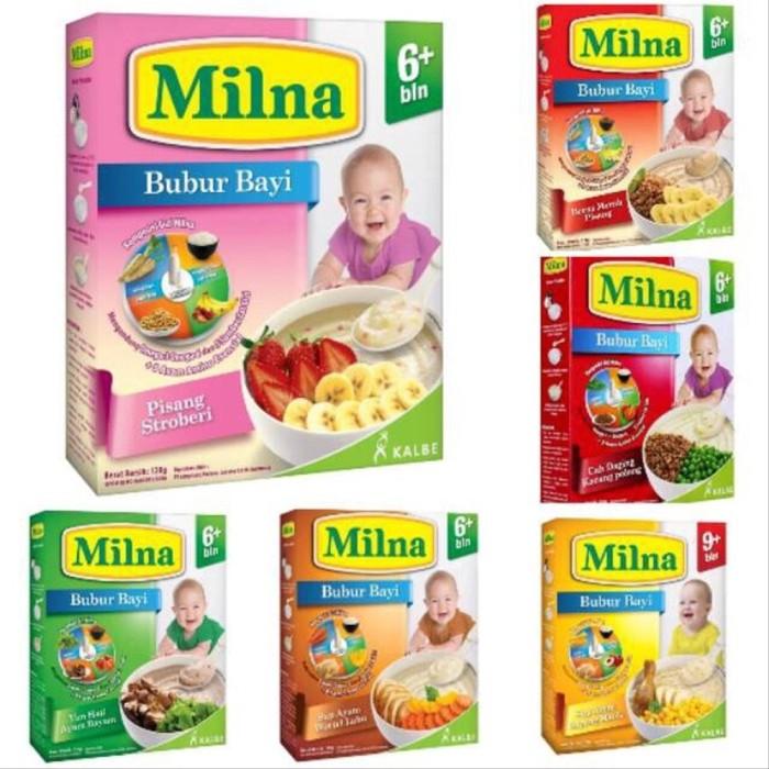 Bubur Milna