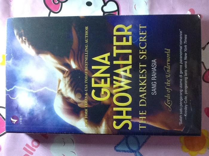The Darkest Secret Lords Of The Underworld 7 By Gena Showalter