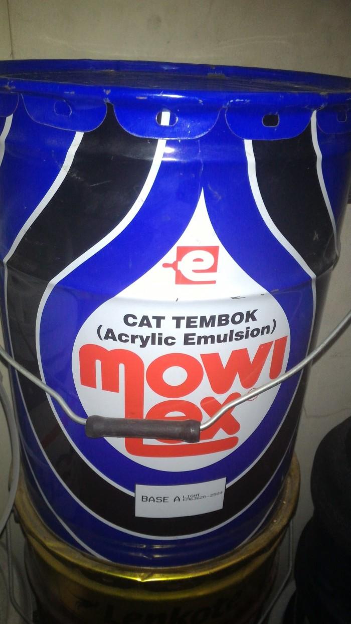Jual Cat Tembok Mowilex Emulsion Standar 20 L Jakarta Barat Arta Bangunan Tokopedia Harga cat mowilex 1 kg