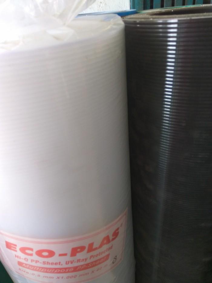 Jual Plastik Fiber Plastik Penutup Pagar Ecoplast Plastik Pagar Garis Kota Bekasi Usaha Baru9 Tokopedia