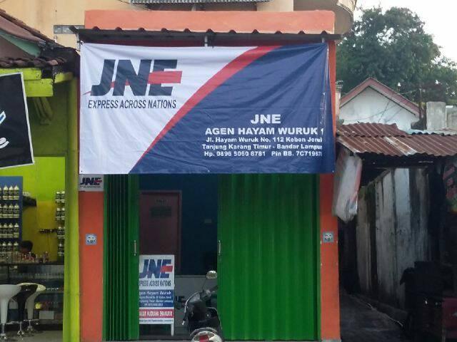 Jual Agen Jne Hayam Wuruk 1 Kota Bandar Lampung Agen Jne Hayam Wuruk 1 Tokopedia