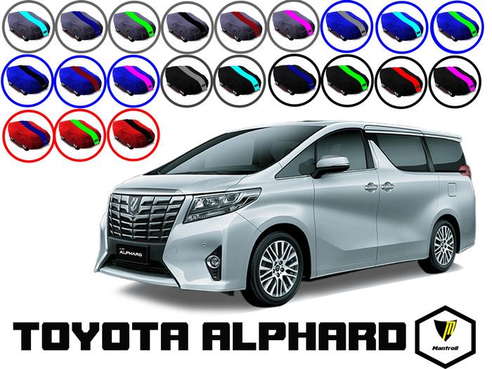 Jual Cover Mobil Toyota Alphard Warna Kombinasi Kota Surabaya Mooie Cover Tokopedia