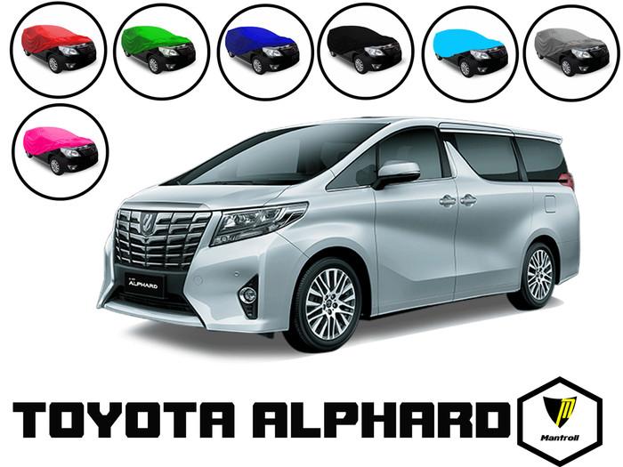 Jual Cover Mobil Toyota Alphard Warna Polos Kota Yogyakarta Mantroll Tokopedia