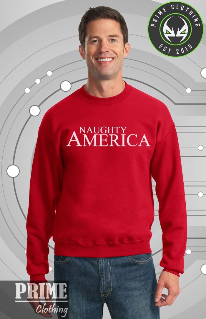 Naughty America Panjang