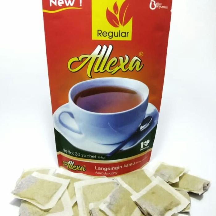 alexa slimming tea)