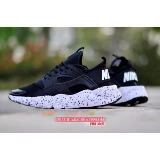New Termurah Sneakers Nike Huarache X Suprene Men Import