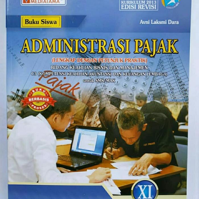 Jual Buku Smk Administrasi Pajak Kelas Xi Kota Tegal Alfadputra Tokopedia