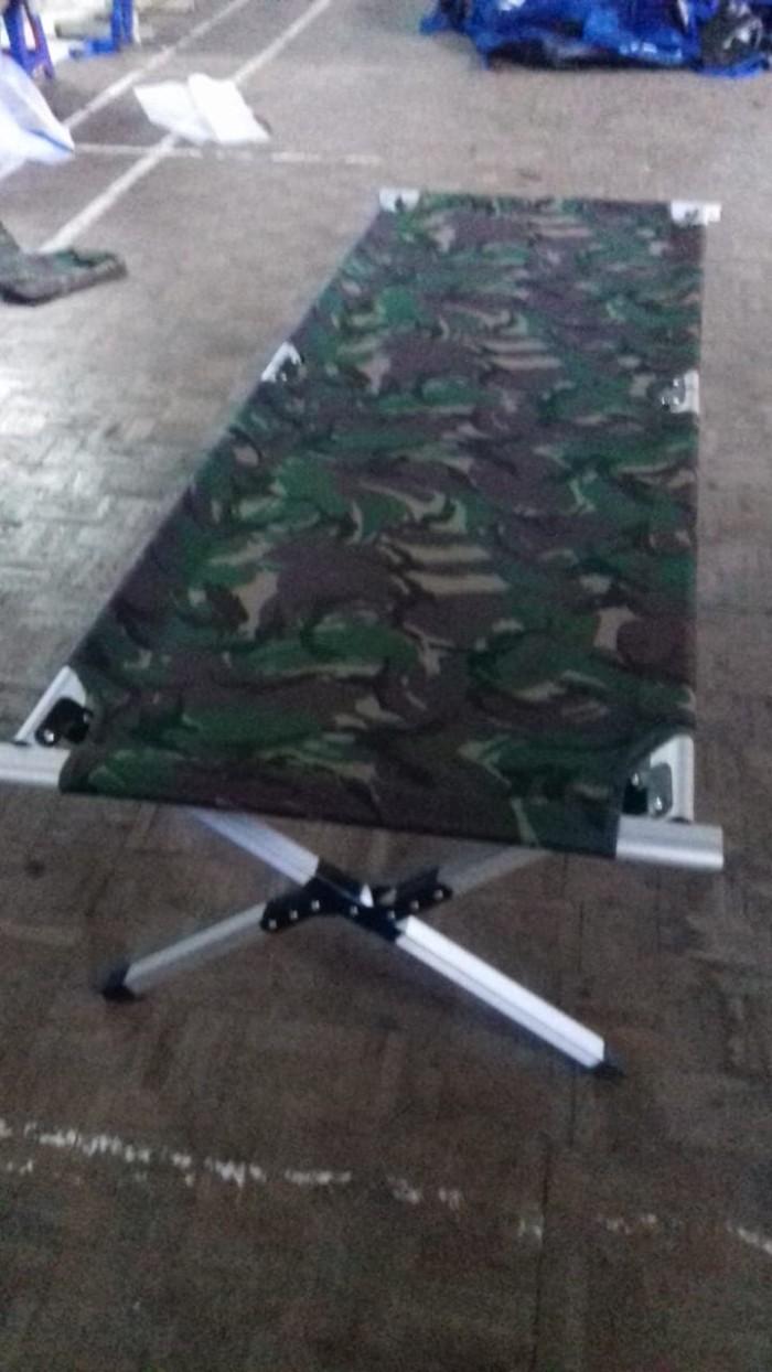Jual Velbed Tempat Tidur Lipat Minimalis Ranjang Tidur Tentara Tni Murah Kota Malang Hildan Tokopedia Harga tempat tidur lipat tentara