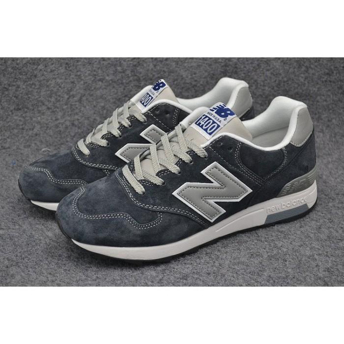 New Balance 1400 Nb1400 Navy Blue Men Women Mesh Sport Running Shoe