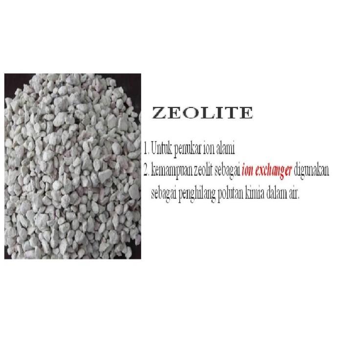 Jual Zeolite Pasir Filter Zeolit Perkilo Atau Perkarung 25 Kg Kab Bandung Cahaya Abadi Tki Tokopedia